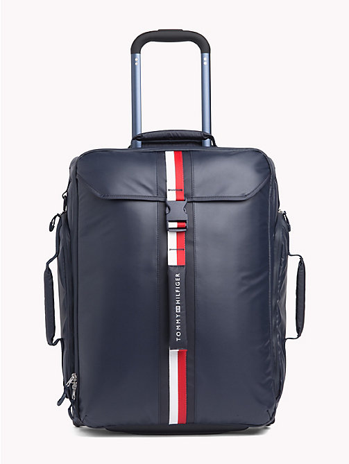TOMMY HILFIGER Two-Way Soft Suitcase - TOMMY NAVY - TOMMY HILFIGER Bags & Accessories - main image
