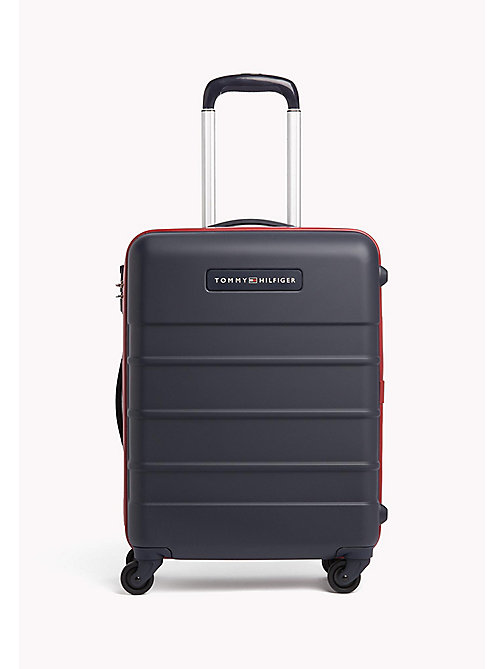 TOMMY HILFIGER Rolling Hard Shell Suitcase - TOMMY NAVY - TOMMY HILFIGER VACATION FOR HER - main image