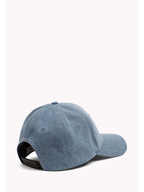 TOMMY JEANS Denim Baseball Cap - DENIM - TOMMY JEANS Tommy Jeans Accessories - detail image 1