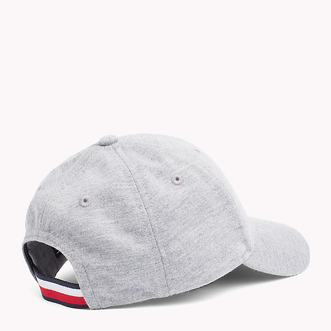 TOMMY HILFIGER Cotton Flag Cap - SPICED CORAL - TOMMY HILFIGER Bags & Accessories - detail image 1