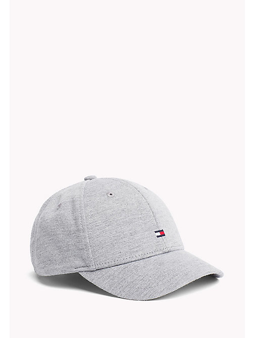 TOMMY HILFIGER CLASSIC BB CAP - LT GREY HTR - TOMMY HILFIGER Accessories - main image