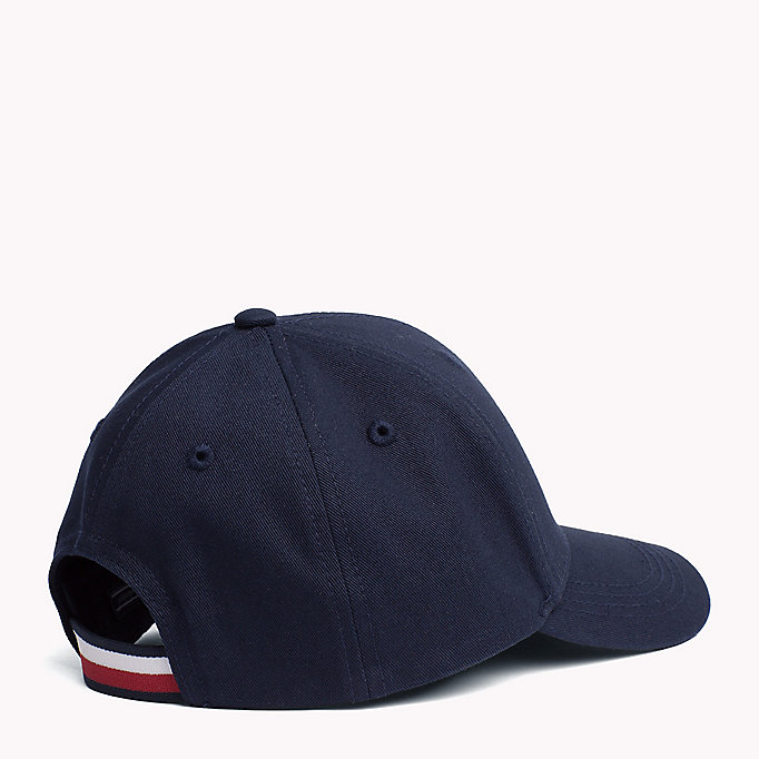 TOMMY HILFIGER Kids Cotton Flag Cap - LIMONGOES - TOMMY HILFIGER Women - detail image 1