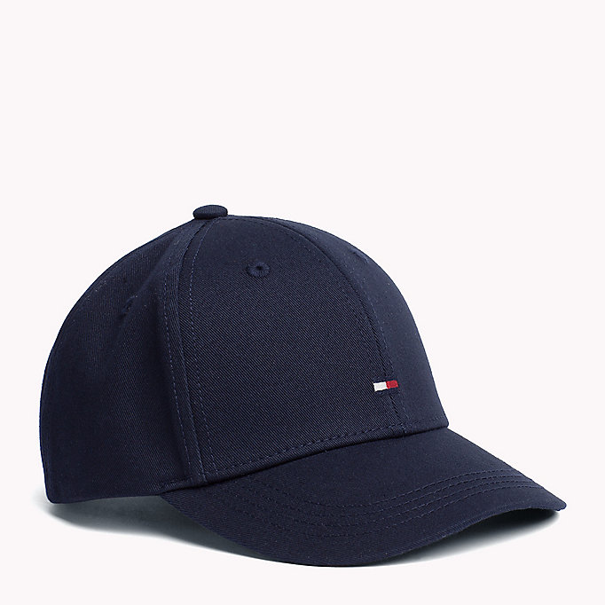 TOMMY HILFIGER Kids Cotton Flag Cap - LIMONGOES - TOMMY HILFIGER Women - main image