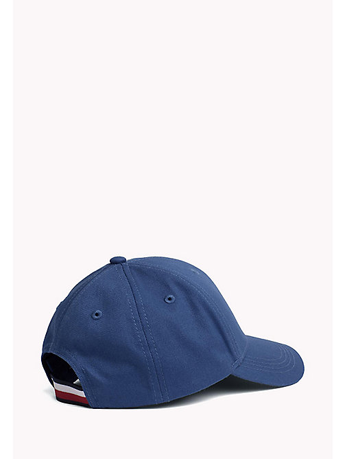 TOMMY HILFIGER Kids Cotton Flag Cap - LIMONGOES - TOMMY HILFIGER Boys - detail image 1