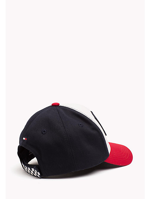 TOMMY HILFIGER Cotton Kids' Baseball Cap - CORPORATE - TOMMY HILFIGER Shoes & Accessories - detail image 1