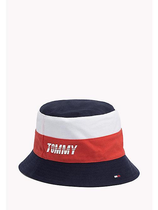 TOMMY HILFIGER Kids' Reversible Bucket Hat - CORPORATE - TOMMY HILFIGER VACATION FOR KIDS - main image