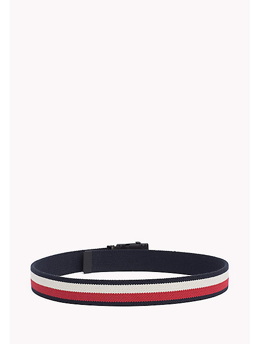 TOMMY HILFIGER Kids' Flag Belt - CORPORATE - TOMMY HILFIGER Bags & Accessories - detail image 1