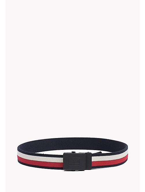 TOMMY HILFIGER Kids' Flag Belt - CORPORATE - TOMMY HILFIGER Bags & Accessories - main image