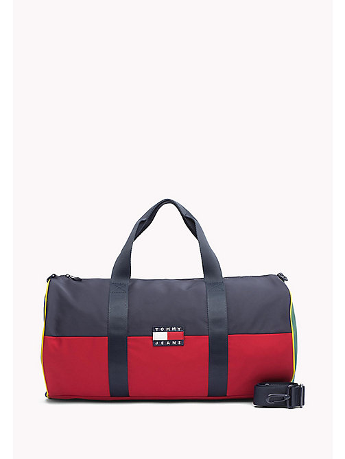 TOMMY JEANS Tommy Jeans Duffle-Bag - COLOR BLOCK - TOMMY JEANS Taschen - main image