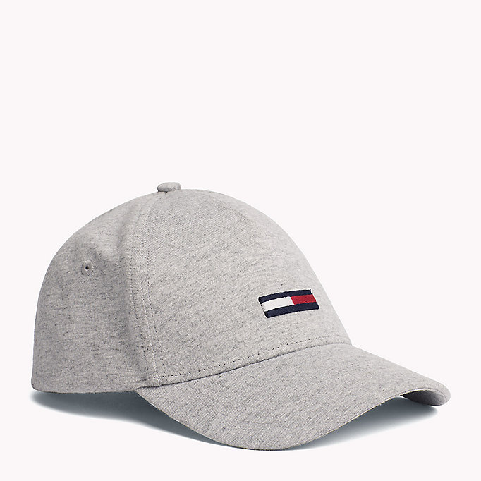TOMMY JEANS Cotton Flag Cap - DEEP LICHEN - TOMMY JEANS Women - main image