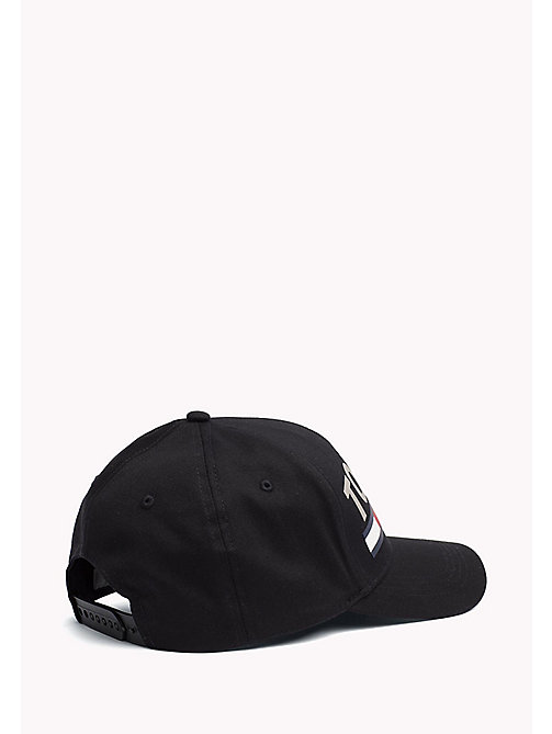 TOMMY JEANS Tommy Jeans Logo Cap - BLACK - TOMMY JEANS Tommy Jeans Shoes & Accessories - detail image 1