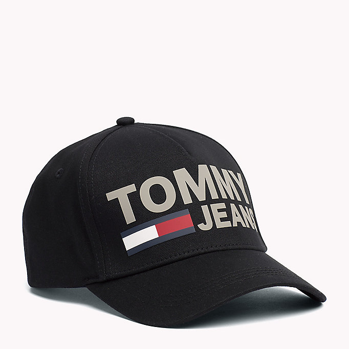 TOMMY JEANS Tommy Jeans Logo Cap - TOMMY NAVY - TOMMY JEANS Women - main image