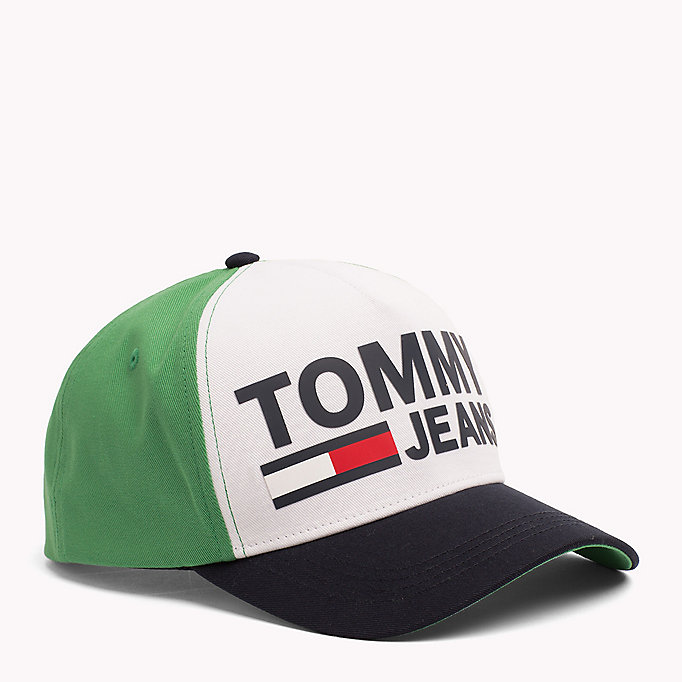 TOMMY JEANS Tommy Jeans Logo Cap - BLACK - TOMMY JEANS Women - main image