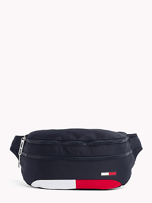 TOMMY JEANS Tommy Jeans Convertible Cross-Body Backpack - RWB - TOMMY JEANS Festival Season - main image