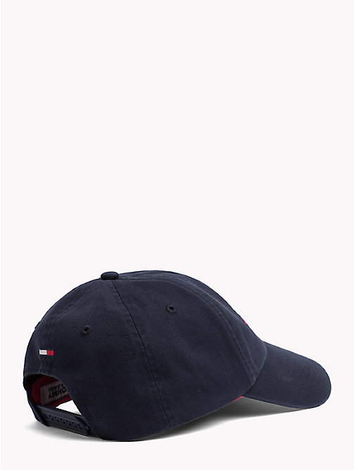 TOMMY JEANS Tommy Jeans Logo Baseball Cap - TOMMY NAVY - TOMMY JEANS Shoes & Accessories - detail image 1