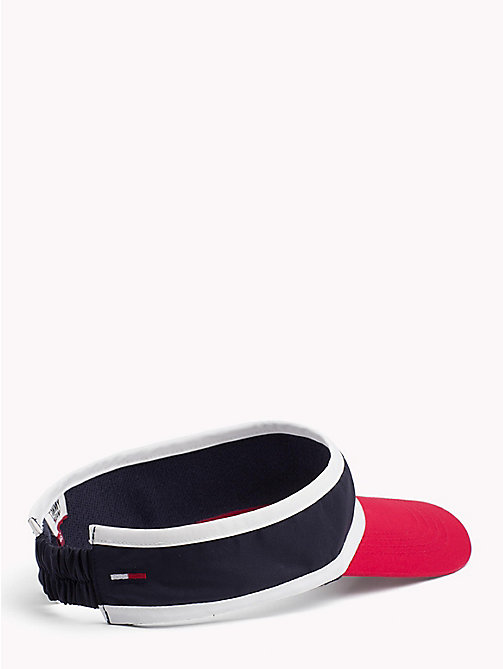 TOMMY JEANS Tommy Jeans Logo Visor - CORPORATE - TOMMY JEANS Bags & Accessories - detail image 1