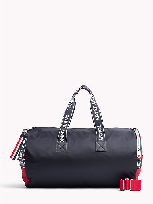TOMMY JEANS Tommy Jeans Logo Duffle Bag - CORPORATE CB - TOMMY JEANS Shoes & Accessories - main image