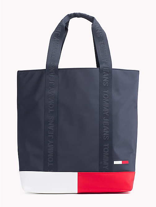 TOMMY JEANS Tommy Jeans Flat Tote - RWB - TOMMY JEANS Shoes & Accessories - main image