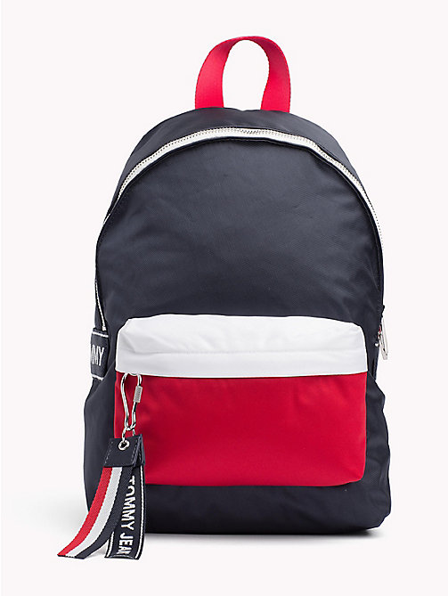 TOMMY JEANS Tommy Jeans Logo Mini Backpack - CORPORATE CB - TOMMY JEANS Festival Season - main image