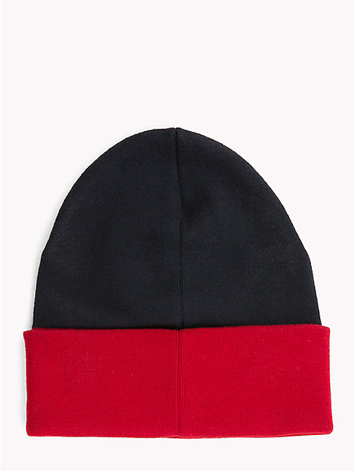 TOMMY JEANS Logo Beanie - CORPORATE - TOMMY JEANS Shoes & Accessories - detail image 1