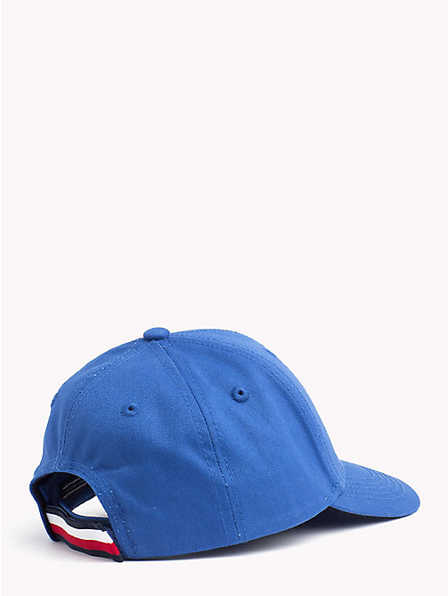 TOMMY HILFIGER Signature Tape Baseball Cap - NAUTICAL BLUE - TOMMY HILFIGER Shoes & Accessories - detail image 1