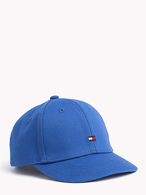 TOMMY HILFIGER Signature Tape Baseball Cap - NAUTICAL BLUE - TOMMY HILFIGER Shoes & Accessories - main image