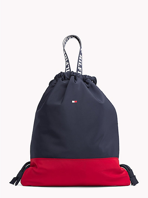 TOMMY HILFIGER TH Varsity Kids' Drawstring Rucksack - CORPORATE - TOMMY HILFIGER Shoes & Accessories - main image
