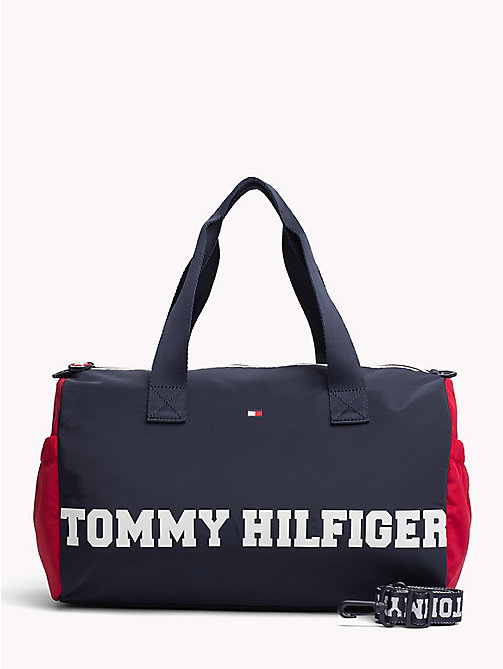 TOMMY HILFIGER TH Varsity Kids' Duffle Bag - CORPORATE - TOMMY HILFIGER Sports Capsule - main image