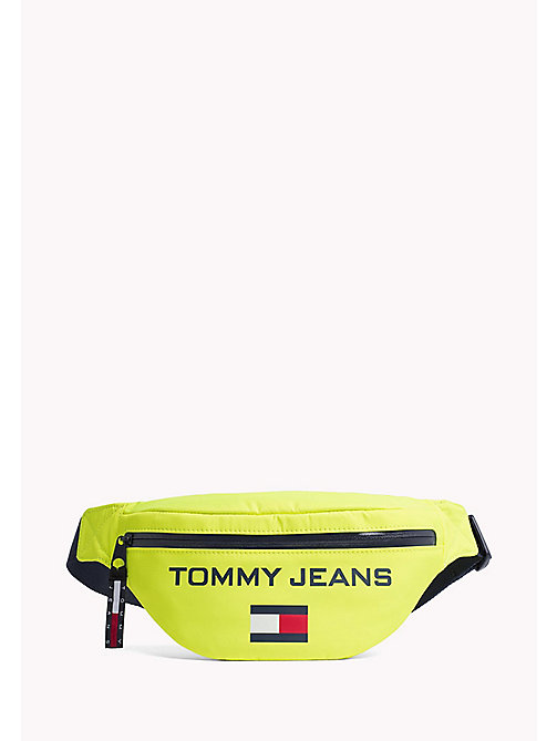 TOMMY JEANS Sac banane Tommy Jeans style 90s - SAFETY YELLOW - TOMMY JEANS TOMMY JEANS Capsule - image principale