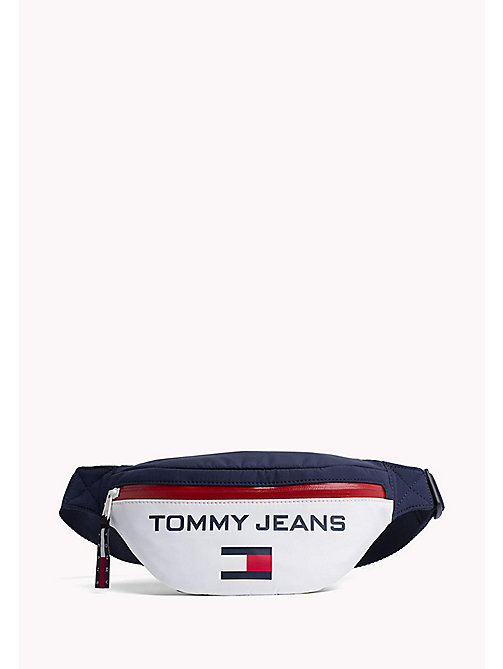 TOMMY JEANS Sac banane Tommy Jeans style 90s - CORPORATE - TOMMY JEANS TOMMY JEANS Capsule - image principale