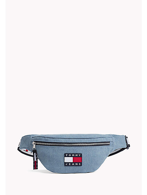 TOMMY JEANS 90s Style Denim Bumbag - WASHED DENIM - TOMMY JEANS TOMMY JEANS Capsule - main image