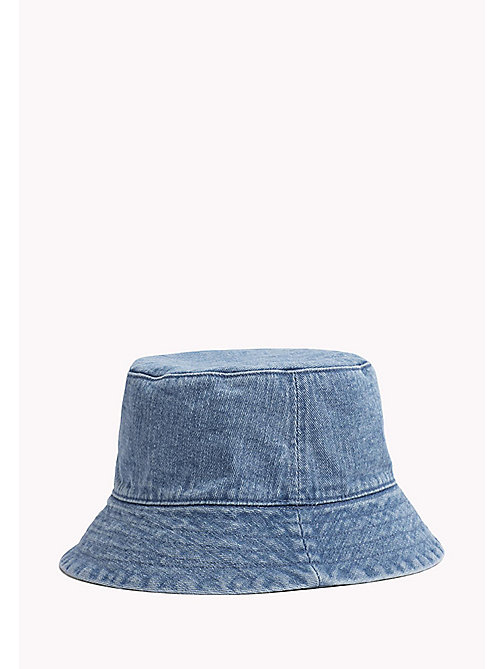 TOMMY JEANS 90s Style Bucket Hat - WASHED DENIM - TOMMY JEANS TOMMY JEANS Capsule - detail image 1