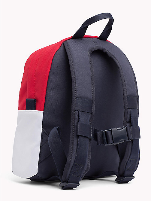 TOMMY HILFIGER Tommy Core Multi-Coloured Kids' Rucksack - CORPORATE - TOMMY HILFIGER Shoes & Accessories - detail image 1