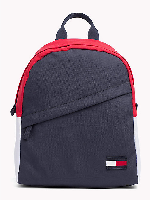 TOMMY HILFIGER Tommy Core Multi-Coloured Kids' Rucksack - CORPORATE - TOMMY HILFIGER Shoes & Accessories - main image
