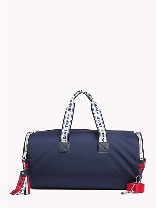 TOMMY JEANS Tommy Jeans Logo Tape Duffle Bag - CORP MIX - TOMMY JEANS Bags & Accessories - main image