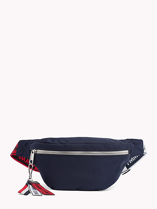 Tommy Jeans Logo Bumbag - CORP MIX - TOMMY JEANS Crossbody Bags - main image