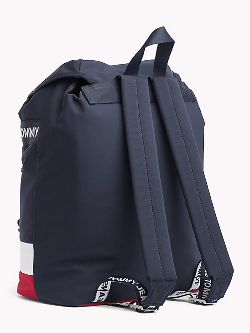 TOMMY JEANS Logo Tape Heritage Backpack - CORP MIX - TOMMY JEANS Shoes & Accessories - detail image 1