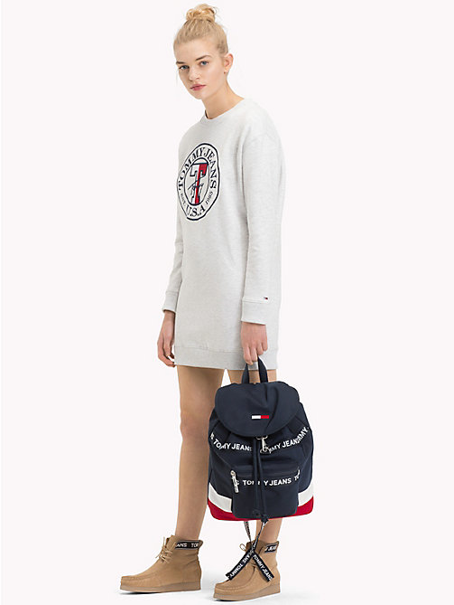 TOMMY JEANS Tommy Jeans Heritage Rucksack - CORP MIX - TOMMY JEANS Schuhe & Accessoires - main image 1