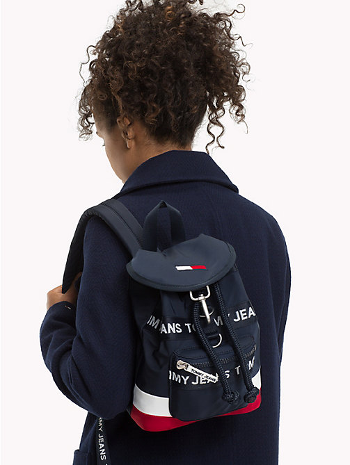 TOMMY JEANS Heritage Mini-Rucksack - CORP MIX - TOMMY JEANS Schuhe & Accessoires - main image 1