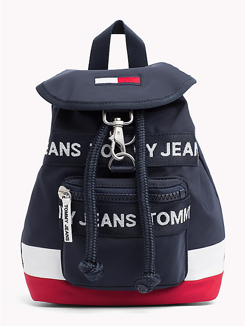 TOMMY JEANS Heritage Mini Backpack - CORP MIX - TOMMY JEANS Shoes & Accessories - main image
