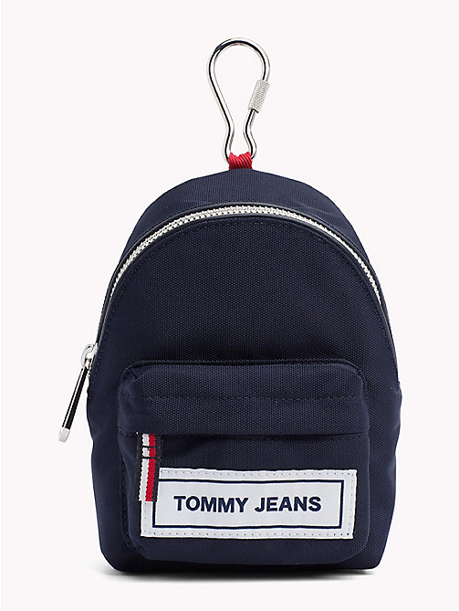 TOMMY JEANS Tommy Jeans Logo Tape Hanging Pouch - CORP MIX - TOMMY JEANS VACATION - main image
