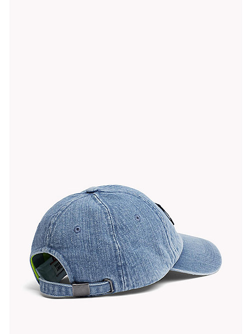 TOMMY JEANS 90s Style Denim Cap - WASHED DENIM -  TOMMY JEANS Capsule - detail image 1