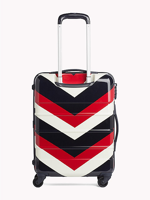 TOMMY HILFIGER Chevron Stripe Small Suitcase - CHEVRON CORPORATE - TOMMY HILFIGER NEW IN - detail image 1