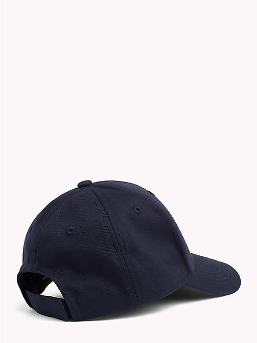 TOMMY HILFIGER Classic Kids' Baseball Cap - TOMMY NAVY - TOMMY HILFIGER Shoes & Accessories - detail image 1