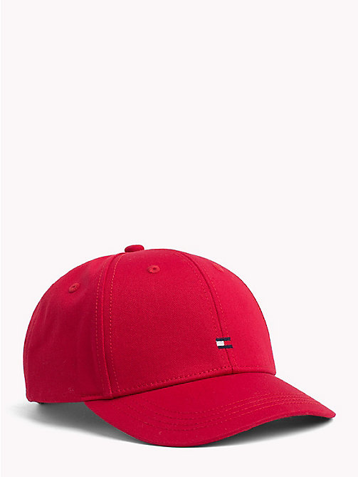 TOMMY HILFIGER Classic Kids' Baseball Cap - TOMMY RED - TOMMY HILFIGER Girls - main image