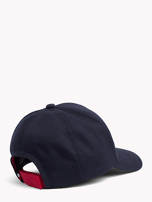 TOMMY HILFIGER Kids' Flag Cap - TOMMY NAVY - TOMMY HILFIGER Girls - detail image 1