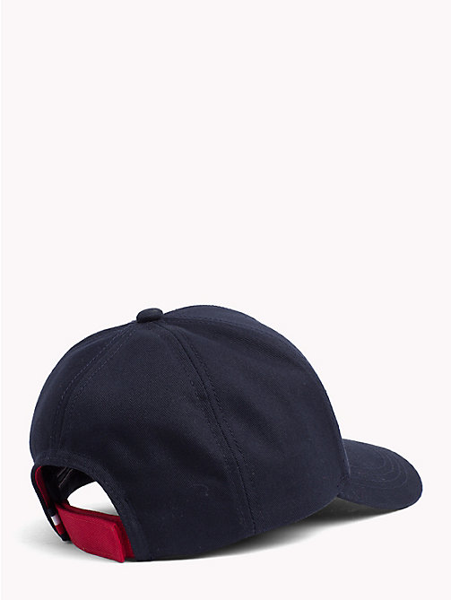 TOMMY HILFIGER Kids' Flag Cap - TOMMY NAVY - TOMMY HILFIGER Shoes & Accessories - detail image 1