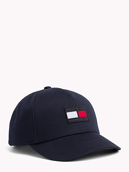 TOMMY HILFIGER Kids' Flag Cap - TOMMY NAVY - TOMMY HILFIGER Girls - main image