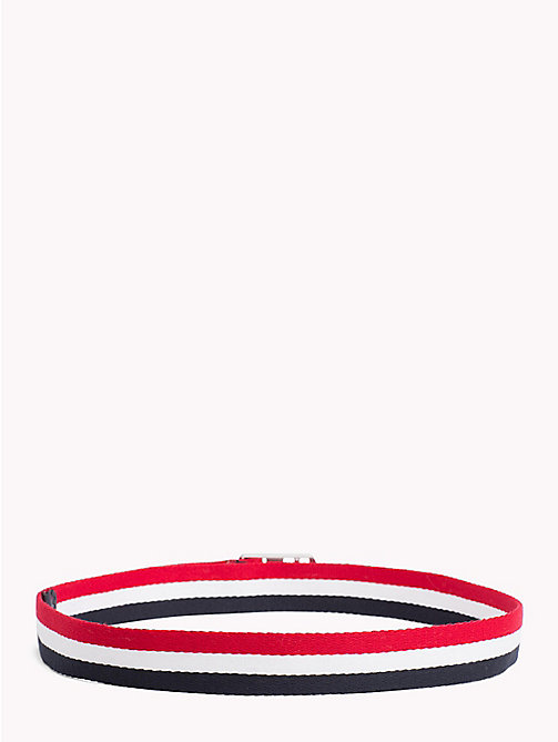 TOMMY JEANS Tommy Jeans Webbing Belt - CORPORATE - TOMMY JEANS Belts - detail image 1
