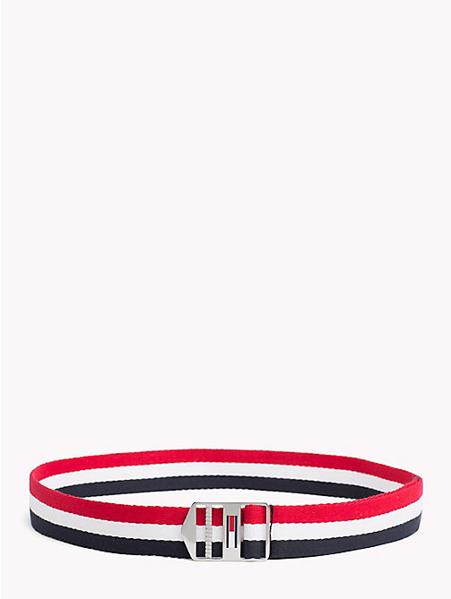 TOMMY JEANS Tommy Jeans Webbing Belt - CORPORATE - TOMMY JEANS Belts - main image